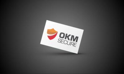 OKM Secure Logo Gestaltung