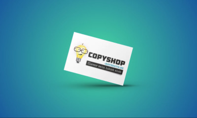 Copyshop Bayreuth Logo Gestaltung