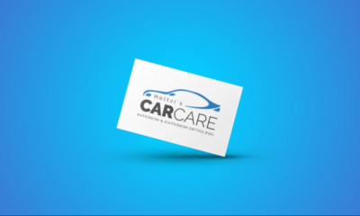 Holti´s CarCare Logo Gestaltung