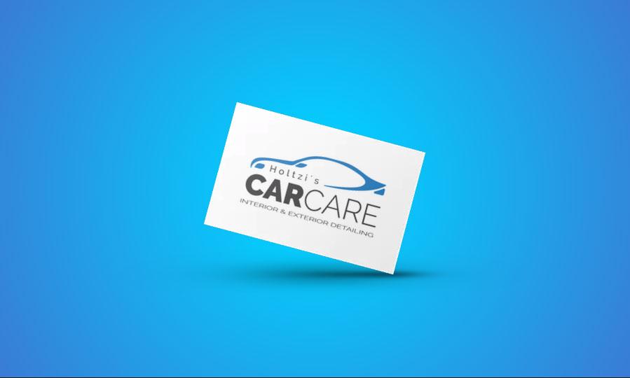 Holti´s CarCare Logo Gestaltung
