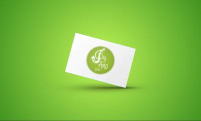Big Ano Logo Gestaltung