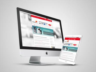 OKM 2000 Webseiten Gestaltung